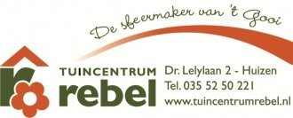 Logo tuincentrum Tuincentrum Rebel
