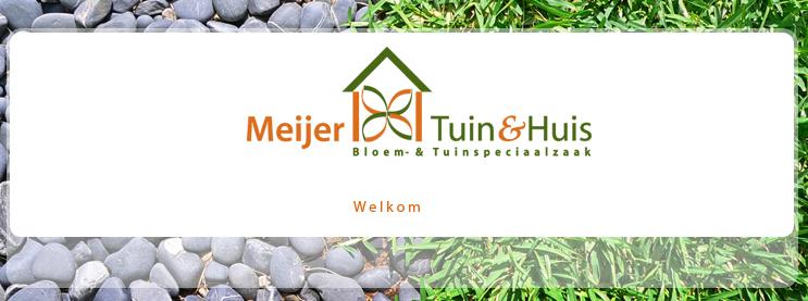 Logo tuincentrum Meijers Tuin-Huis
