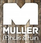 Logo tuincentrum Muller (t)huis & tuin