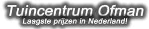 Logo tuincentrum Tuincentrum Ofman