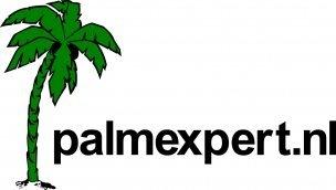 Logo tuincentrum Palmexpert.nl