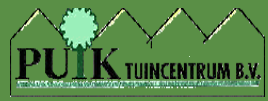 Logo tuincentrum Puik Tuincentrum