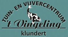 Logo Vingeling Tuin en Vijvercentrum