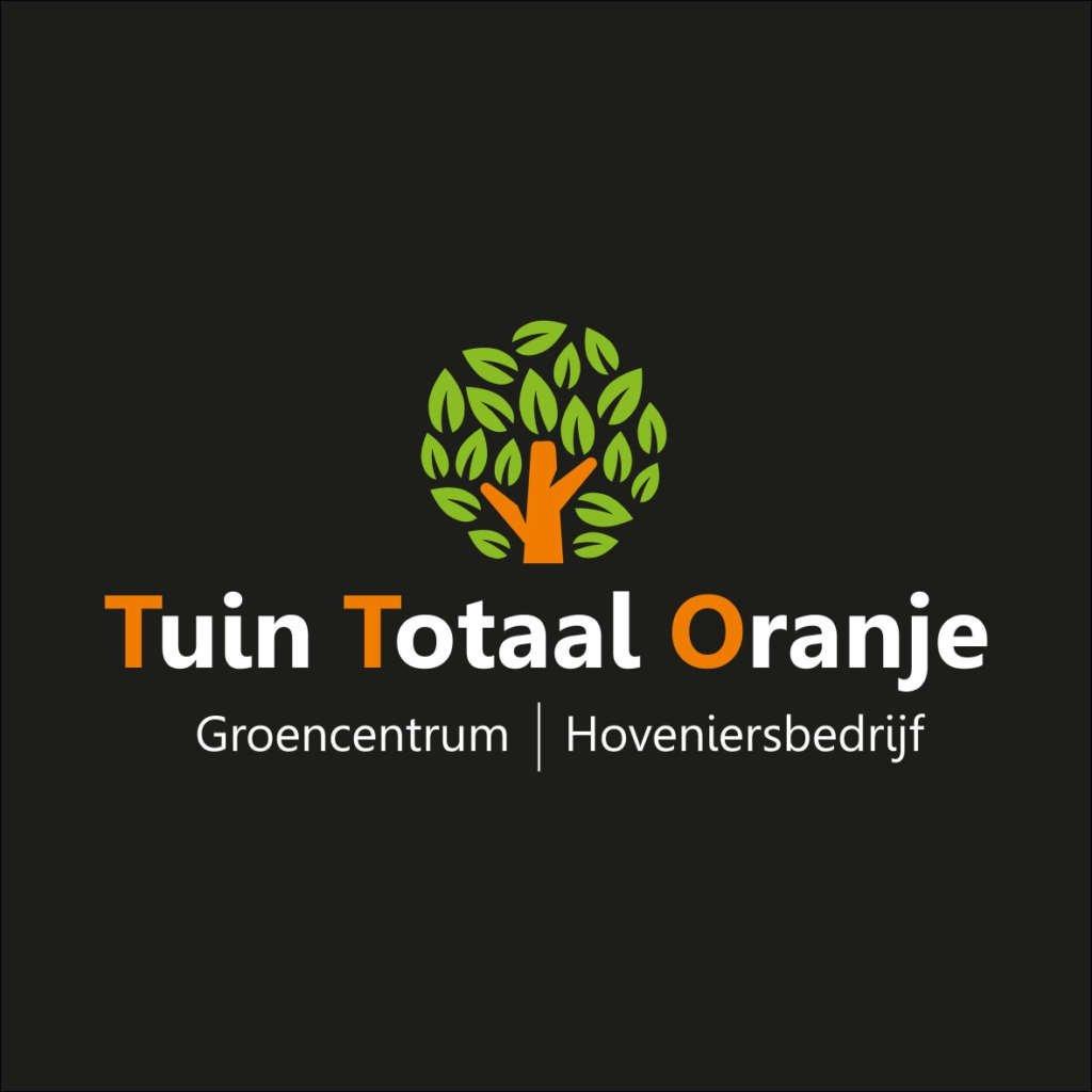 Logo tuincentrum Tuin Totaal Oranje