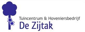 "Logo tuincentrum Tuincentr. & Hov.bedr. ""De Zijtak"""