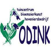 Logo tuincentrum Tuincentrum Bloemsierkunst Odink