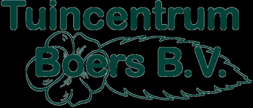 Logo tuincentrum Tuincentrum Boers B.V.