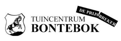 Logo Tuincentrum Bontebok