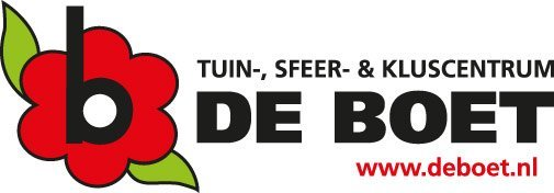 Logo Tuincentrum De Boet