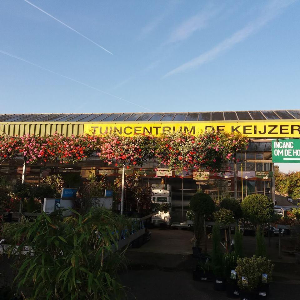 Logo tuincentrum Tuincentrum De Keijzer