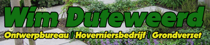 Logo tuincentrum Tuincentrum Duteweerd