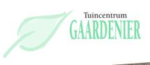 Logo tuincentrum Tuincentrum Gaardenier