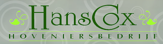Logo Tuincentrum Hans Cox