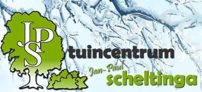 Logo Tuincentrum J.P. Scheltinga