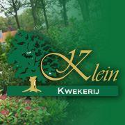 Logo tuincentrum Tuincentrum Klein