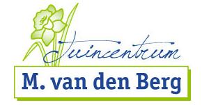 Logo Tuincentrum M. van den Berg