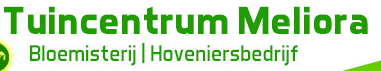 Logo Tuincentrum Meliora
