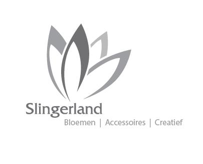 Logo tuincentrum Slingerland Bloemen
