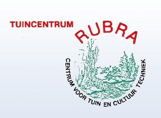 Logo tuincentrum Tuincentrum Rubra