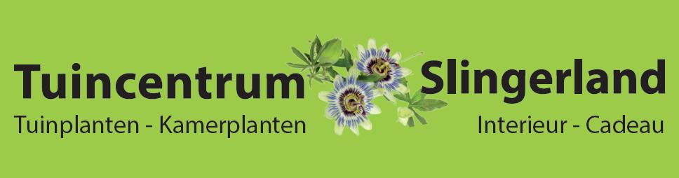 Logo tuincentrum Tuincentrum Slingerland