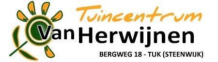 Logo tuincentrum Tuincentrum Van Herwijnen
