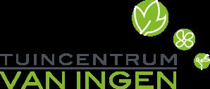 Logo tuincentrum Tuincentrum Van Ingen