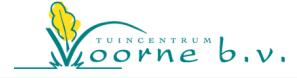 Logo tuincentrum Tuincentrum Voorne