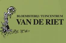 Logo tuincentrum Tuincentrum Van de Riet
