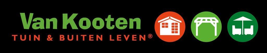 Logo tuincentrum Van Kooten Tuin & Buiten leven