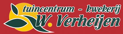 Logo tuincentrum Tuincentrum W. Verheijen