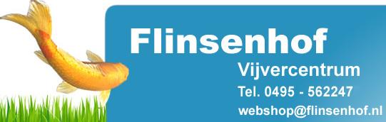 Logo Vijvercentrum Flinsenhof