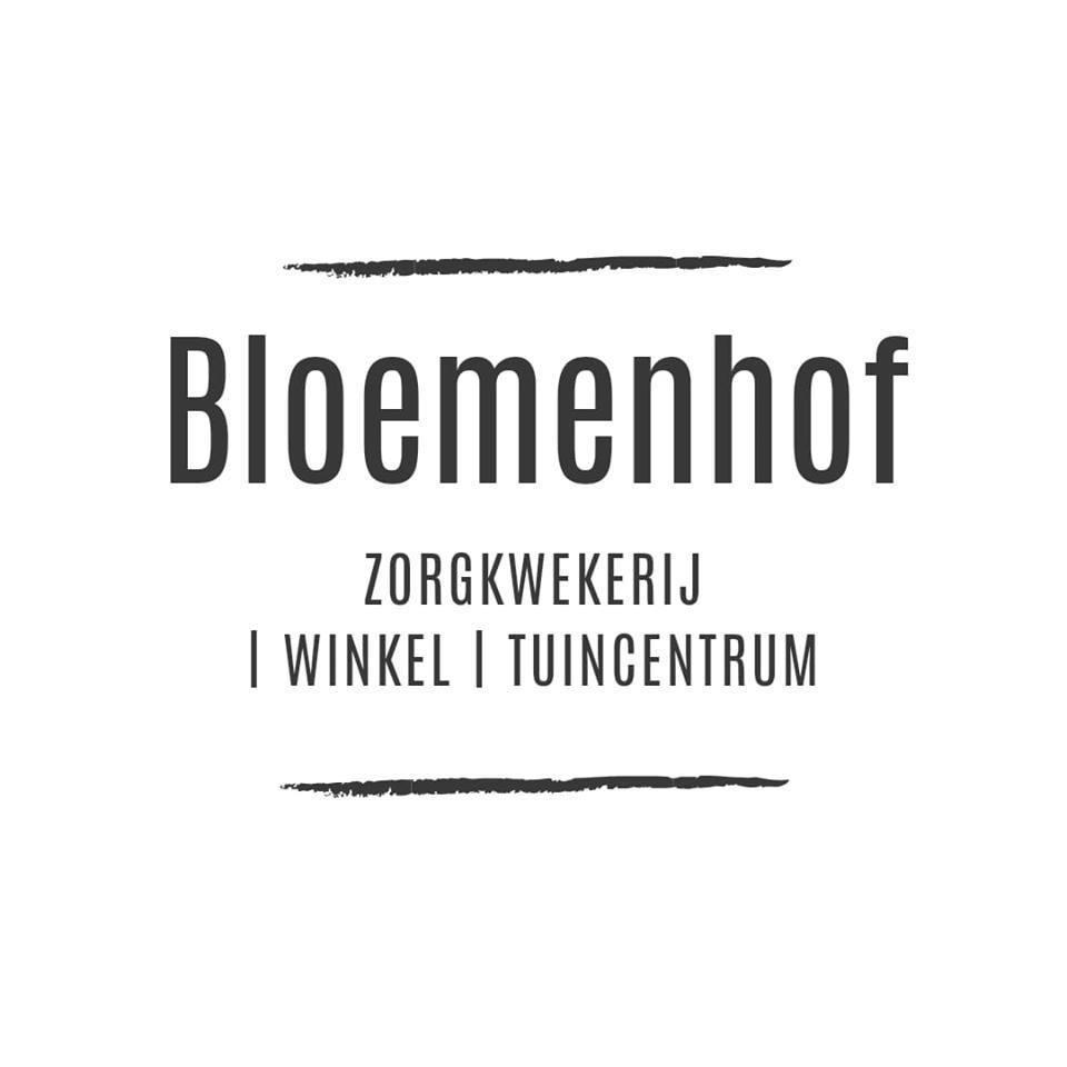 Logo tuincentrum Zorgkwekerij Bloemenhof
